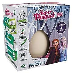 Idea Regalo - Giochi Preziosi- Pasqualone Frozen '20, PAF04000