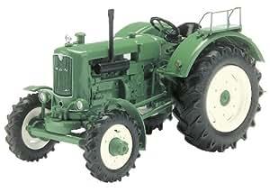 Schuco - SCHU02731 - Véhicule Miniature - Tracteur MAN 4 S 2 - Vert - Echelle 1 / 43