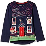 #4: Mothercare Baby Girls' T-Shirt (JH254-1-blue-12-18 M)