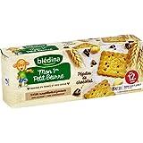 Blédina Mon 1er Petit Beurre Pépites de Chocolat 133 g -