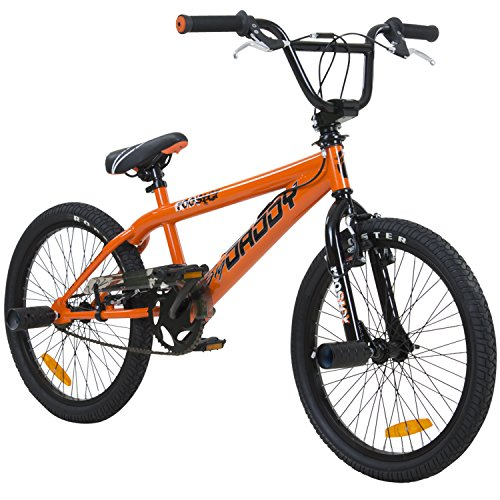20' BMX Rooster Big Daddy Spoked 4 Farben Model 2012, Farbe:orange