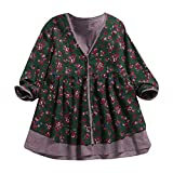 Briskorry Damen Cardigan Vintage Pullover Elegant Mantel Langarm Strickjacken Parka Irregular Strickmantel Cocktail Formal Kimono Lang Outwear Trenchcoat