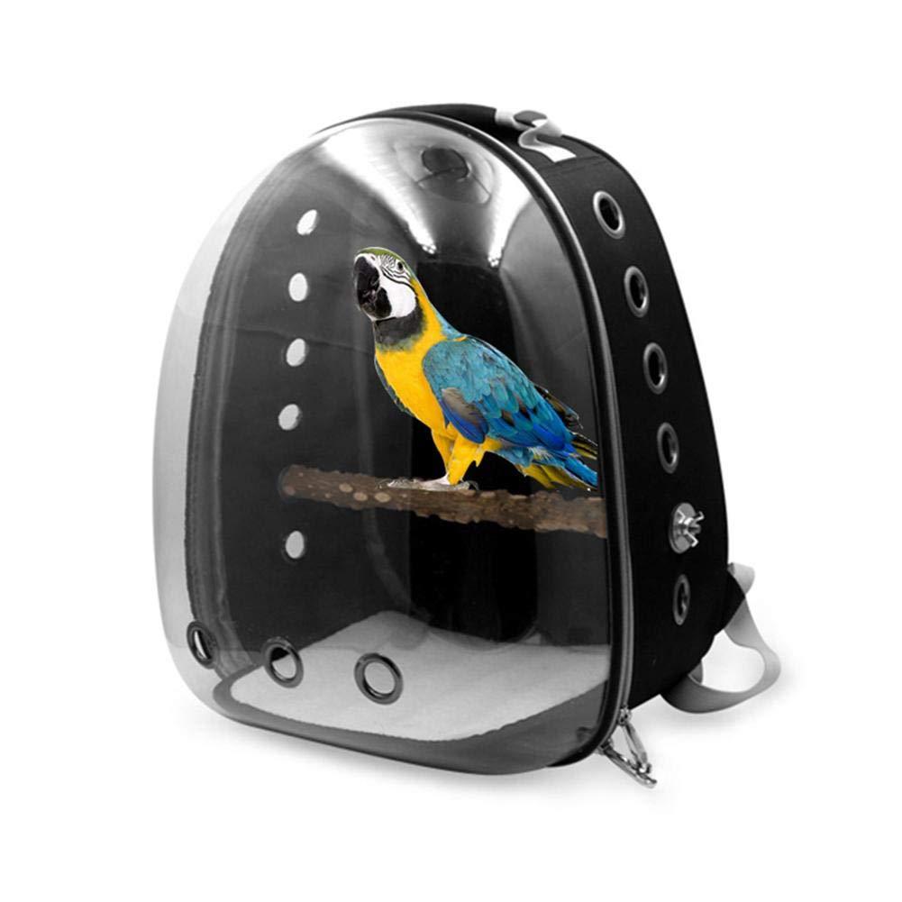 Comprar Mochila de Viaje para Loro, Transparente Transpirable Mochilas para Pájaros - Tiendas Online con productos chulos - Envíos Baratos o Gratis