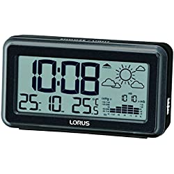 LORUS WEATHER FORECAST CLOCK