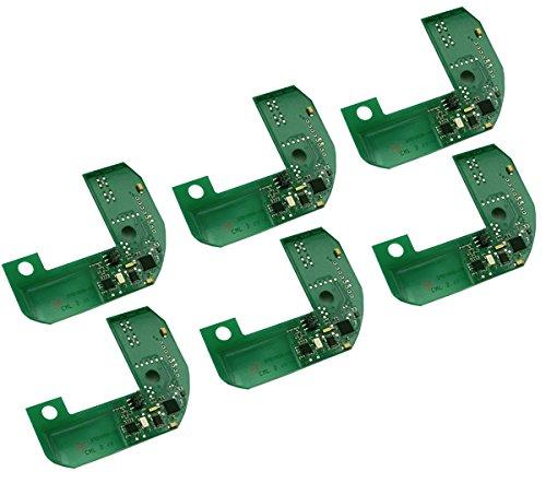 Hekatron Basis X Funkmodul für Rauchmelder - 6er Pack (Rauchmelder-6er Pack)