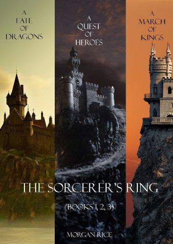 Sorcerer's Ring Bundle (Books 1,2,3): (The Sorcerer's Ring) (The Sorcerer's Ring Collection) (English Edition)