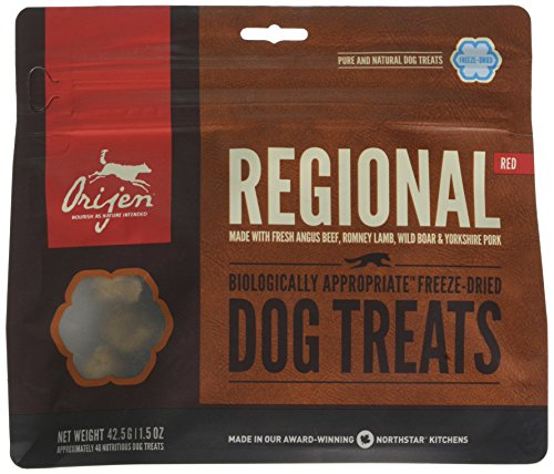 Orijen Regional Red Dog Treat, 42.5 g