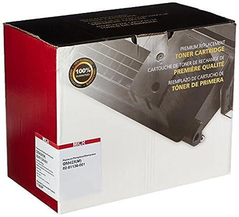WPP 113636p reconditionnée haute capacité MICR cartouche de toner pour HP 42X