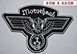 Motorhead Hammered patch (mm)