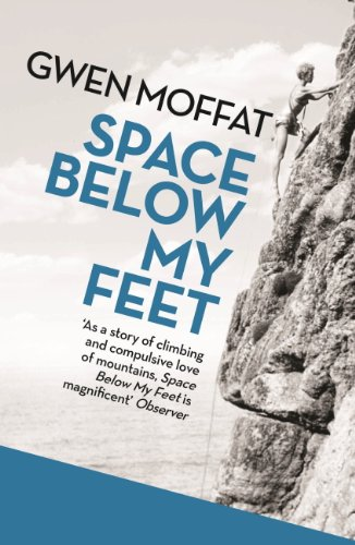 Space Below My Feet by [Moffat, Gwen]