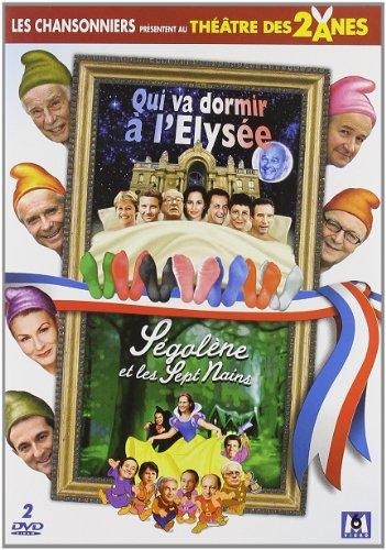 Segolene et les sept nains - qui va dormir a l'elysee? - 2 DVD