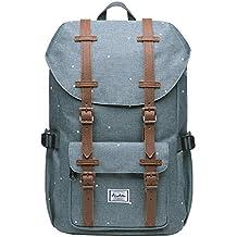 78657d36b2e1d Kaukko Damen Rucksack Studenten Backpack Laptop College Schulrucksack  Reiseeucksack
