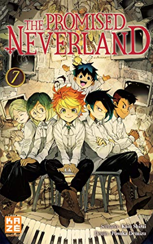 The Promised Neverland Edition simple Tome 7