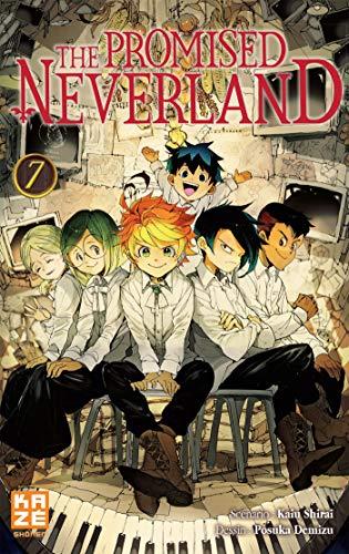 The Promised Neverland T07 par Kaiu Shirai