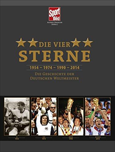 Buchseite und Rezensionen zu 'SportBild Die vier Sterne' von Alfred Draxler