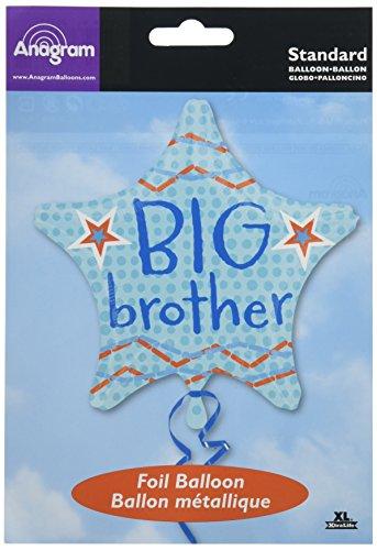 tar Folienballon Standard (Big Brother Halloween)
