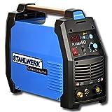 STAHLWERK CUT 50 S Plasmaschneider mit 50 Ampere