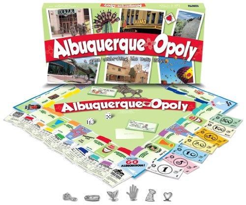 Albuquerque Opoly