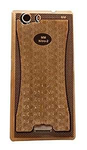 Micromax Canvas Nitro 2 E311 Stylish Back Cover