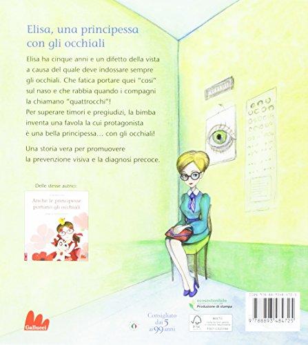 scaricare ebook gratis Elisa, una principessa con gli occhiali PDF Epub