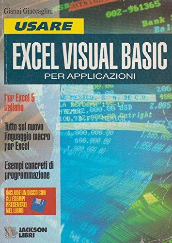 Usare Excel Visual Basic per applicazioni