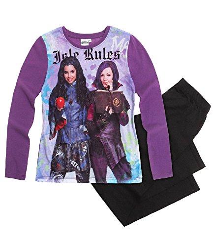 Official-Licensed-Disney-Descendants-Long-Sleeve-Pyjamas-Sleepwear-for-Kids-Girls-Age-10-16