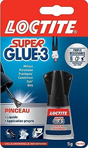 Colle Loctite - Loctite Super Glue-3 Pinceau 5