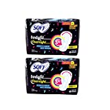 Sofy Body Fit Overnight - XXL (20 Pieces...