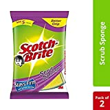 #7: Scotch-Brite Scrub Sponge (Large) - Set of 2Pcs