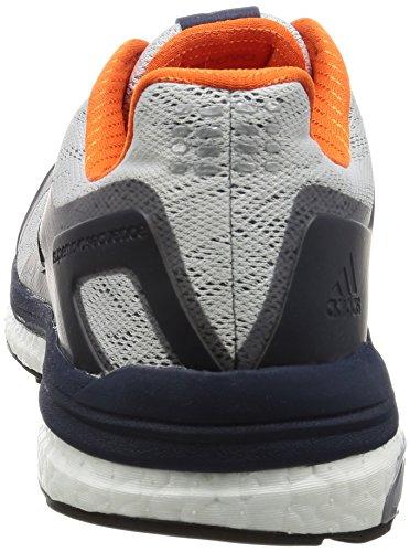 adidas Supernova Sequence 9 M, Scarpe Running Uomo Grigio (Lgh Solid Greynight Navymidnight Grey)