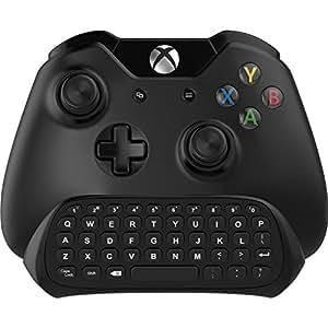 Stoga Xbox One Chatpad, Mini Tastiera da Gioco Della Tastiera - Costruito Nel Ricevitore USB per Xbox One controller Di Gioco-con Auricolare/Jack Audio