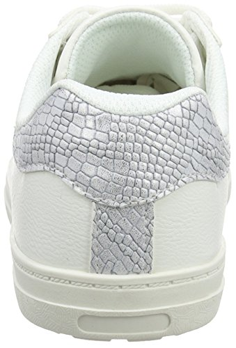 Spot On F7047, Sneakers basses femme Blanc (Blanc)