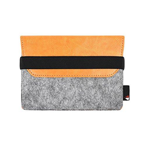 Haodasi Tragbar Lagerung Tasche Halfter Beutel Protect Fall Abdeckung für Apple magic trackpad 2 (Magic Trackpad Fall)