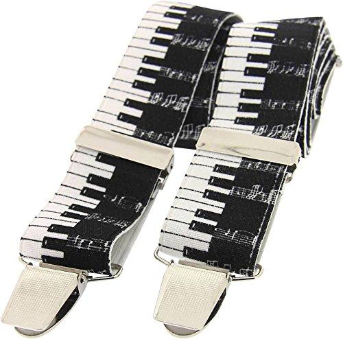 ier Key Hosenträger von David Van Hagen (Hosenträger Klavier)