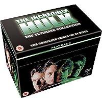 The Incredible Hulk (Complete Series) - 24-DVD Box Set ( The Incredible Hulk (Seaons 1 - 5) )