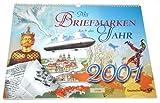 Die besten Durch Briefmarken - Mit Briefmarken durch das Jahr 2001. Briefmarkenkalender Bewertungen