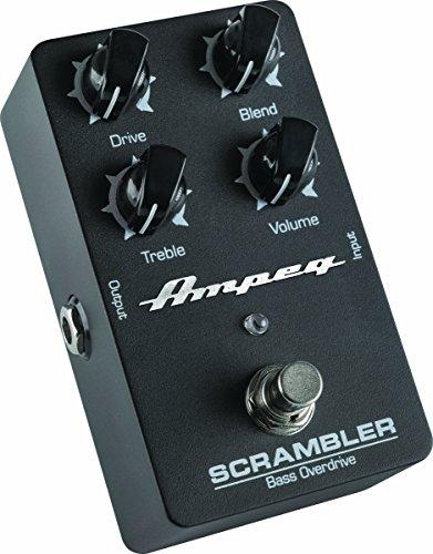Scrambler Bass Overdrive Pedal
