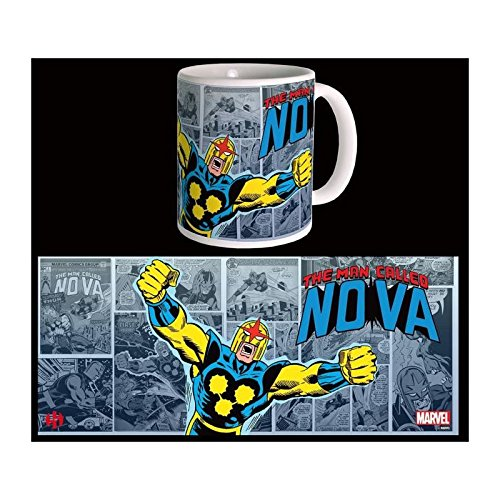 Mug Marvel - Nova: Rétro