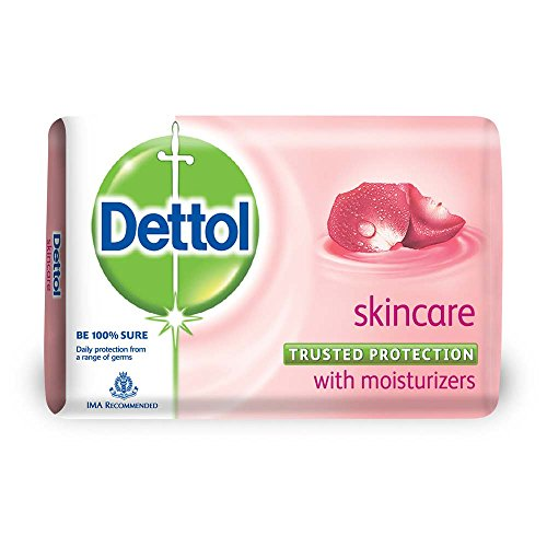 Dettol Soap, Skincare – 125gm