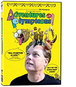 Adventures in Plymptoons [DVD] [2011] [Region 1] [US Import] [NTSC]