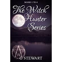 The Witch Hunter Series - Books 1 to 5. Extended Editon