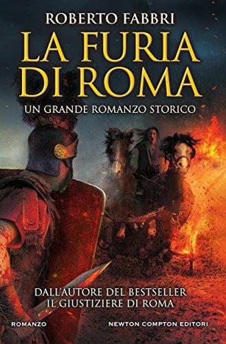 La furia di Roma di [Fabbri, Roberto]