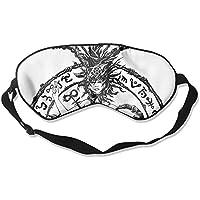 Eye Mask Eyeshade Satan Evil Symbol Sign Sleep Mask Blindfold Eyepatch Adjustable Head Strap preisvergleich bei billige-tabletten.eu
