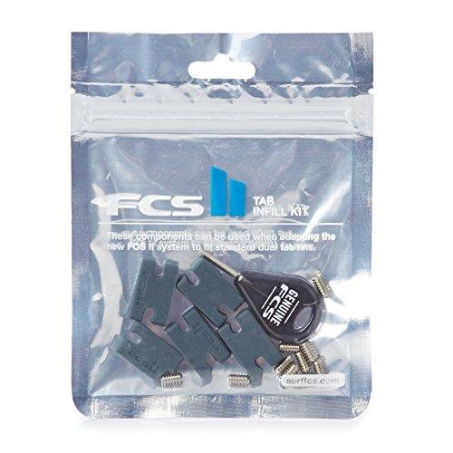 FCS Surf Accessories II Tab Infill Kit -
