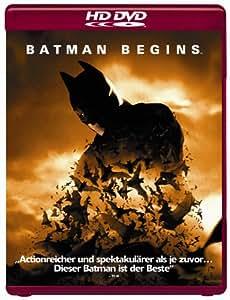 Batman Begins [HD DVD]