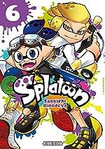 Splatoon 06 de Sankichi Hinodeya