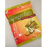 Paquete de 10 caramelos de jengibre [10x 125 g] Ginger Candy AGEL Ginger candy
