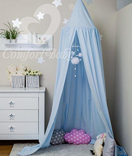 ComfortBaby 00010100-38 Baldachin, blau