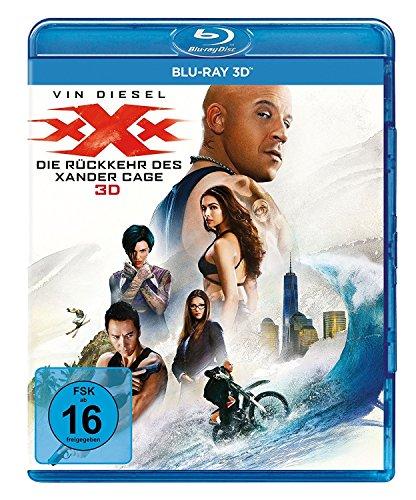 Bild von xXx - Die Rückkehr des Xander Cage 3D