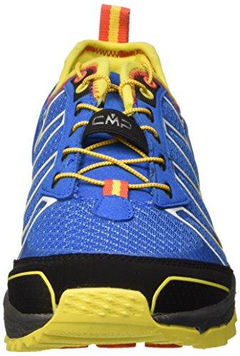 C.P.M. Atlas, Chaussures de Trail Homme Blau (Vela M867)